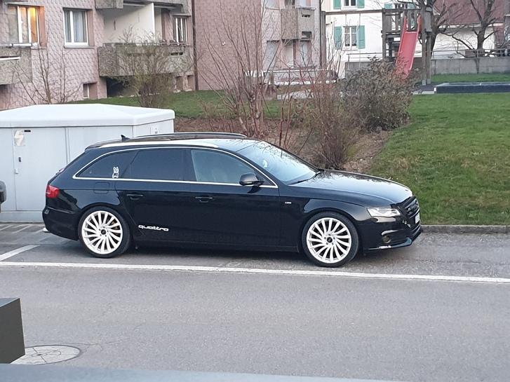 Audi a4 b8 avant  Audi 1