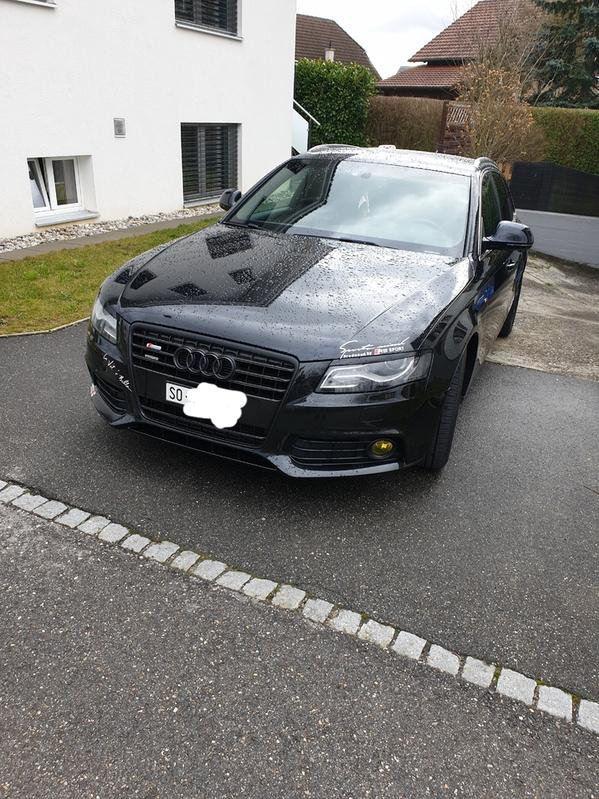 Audi a4 b8 avant  Audi 4