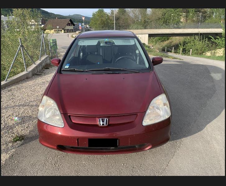 Honda Civic Honda 1