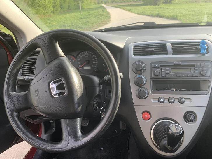 Honda Civic Honda 4