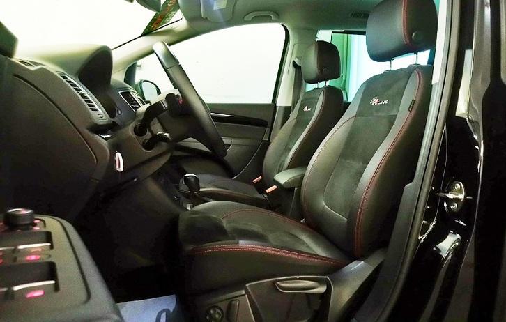 SEAT Alhambra 1.4 TSI FR Line DSG, 7-Sitze, 5 Jahre GARANTIE  Seat 3