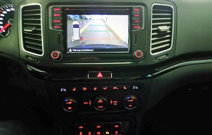 SEAT Alhambra 1.4 TSI FR Line DSG, 7-Sitze, 5 Jahre GARANTIE  Seat 4