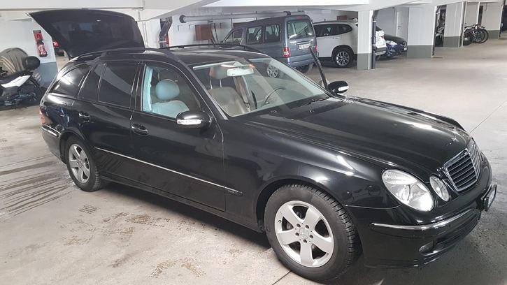 Top gepflegter Kombi  Mercedes 4