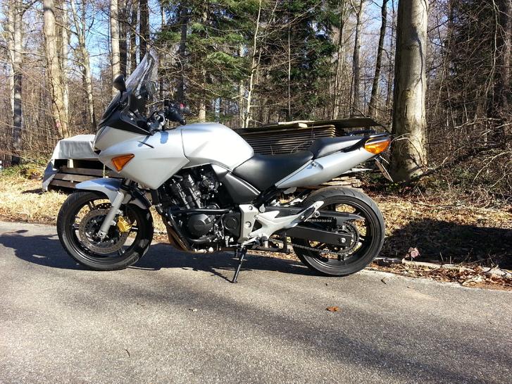 Honda CBF 600 ABS Honda 1