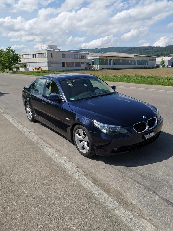 BMW 530i, sehr gepflegt, 8-Fach Bereift und vielen Zusatzoptionen BMW 1