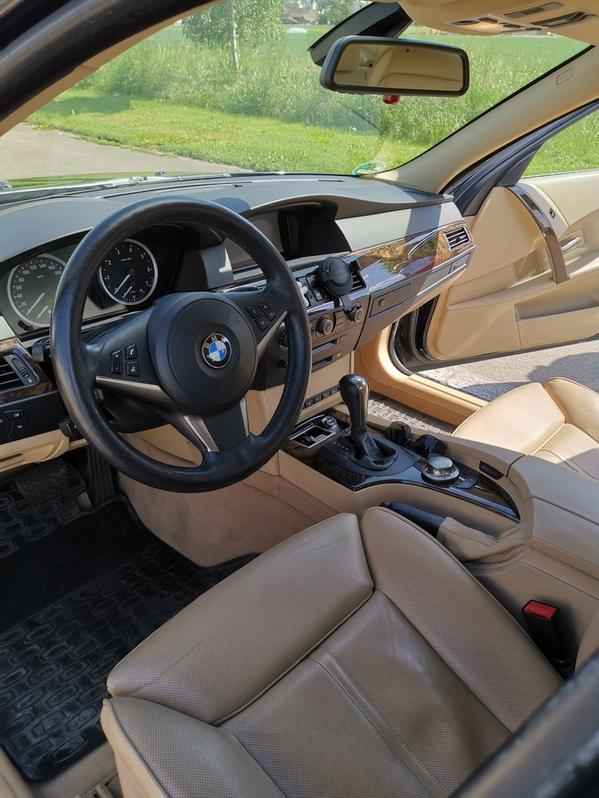 BMW 530i, sehr gepflegt, 8-Fach Bereift und vielen Zusatzoptionen BMW 3