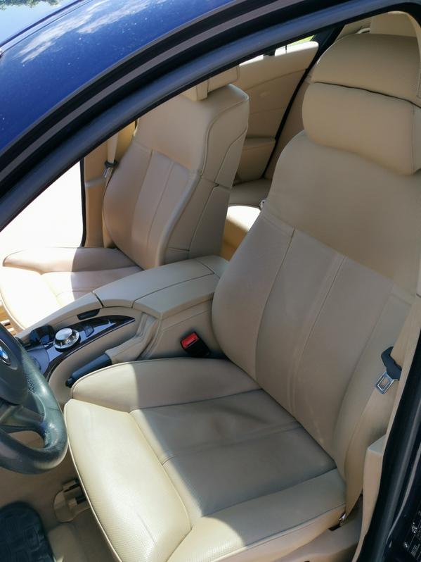 BMW 530i, sehr gepflegt, 8-Fach Bereift und vielen Zusatzoptionen BMW 4