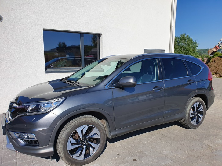 Honda CR-V Executive Honda 2