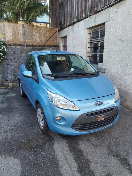 Ford Ka Ford 3