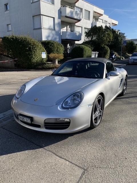 Porsche Boxster S Porsche 1