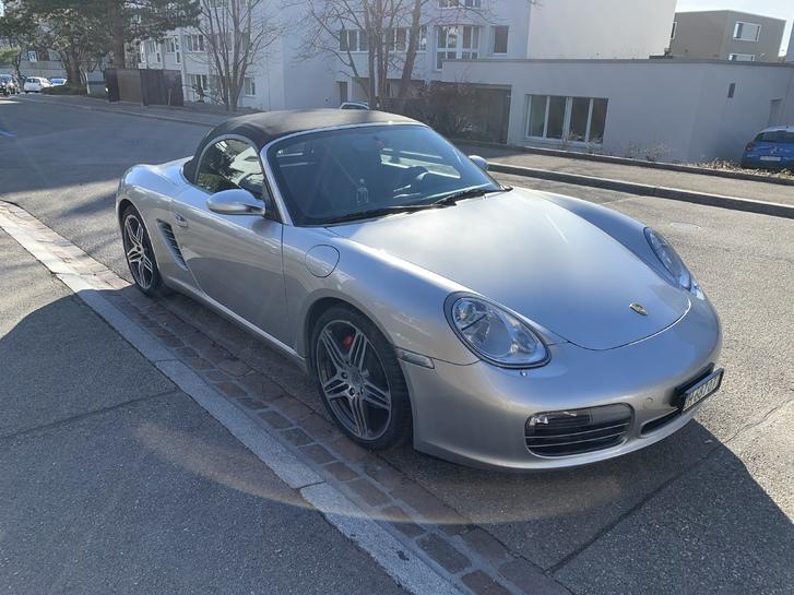 Porsche Boxster S Porsche 2