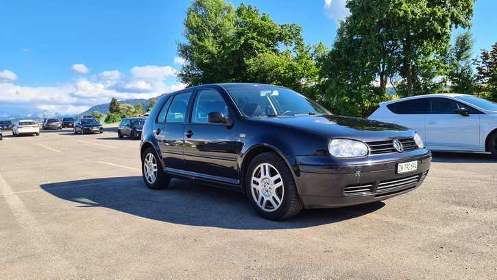 VW Golf 4.1.6l VW 1