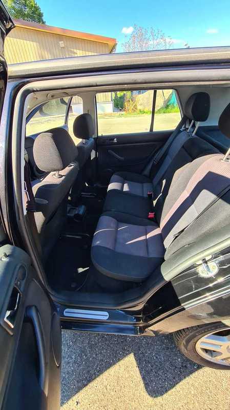 VW Golf 4.1.6l VW 2