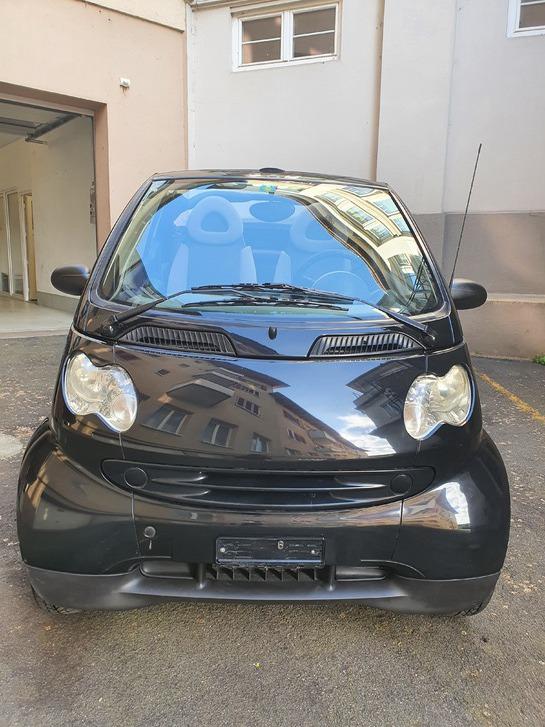 Smart Diesel - Cabrio Smart 1