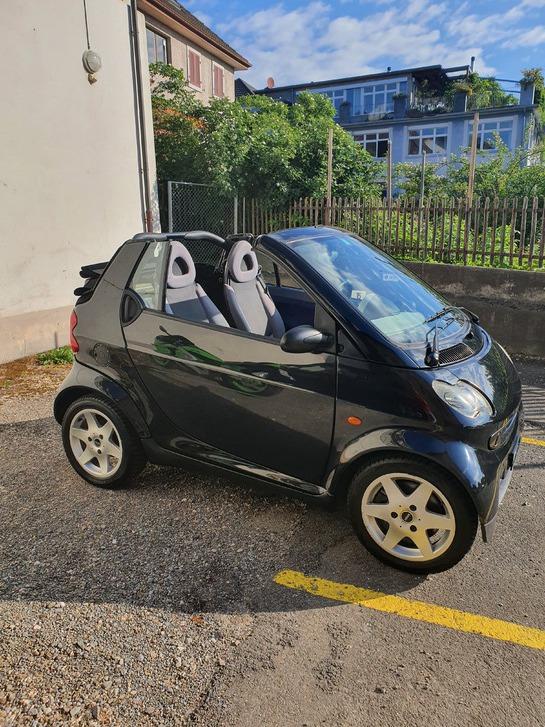 Smart Diesel - Cabrio Smart 4
