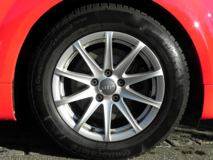 AUDI TT Coupé 2.0 TFSI (Coupé) Audi 4