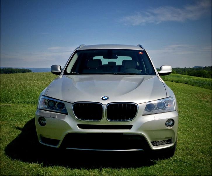 BMWX3 XDrive 20d Steptonic,Sehr gepflegte Fahrzeug, 8fach bereit,  BMW 1