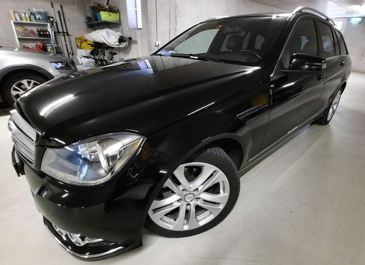 Mercedes C220 T CDI Mercedes-Benz 1