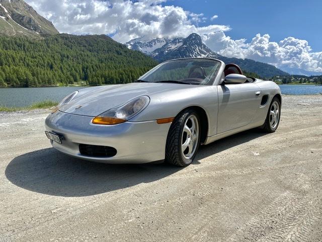 Porsche Boxster Porsche 1