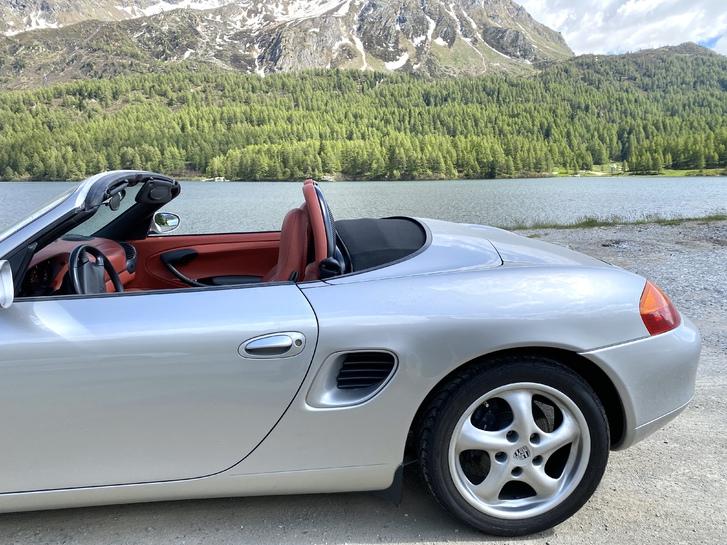 Porsche Boxster Porsche 2
