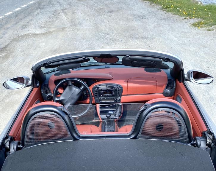 Porsche Boxster Porsche 3