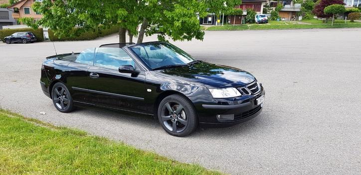 Saab 9-3 Cabriolet einer der Schönsten Saab 3