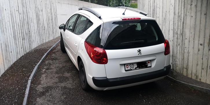Peugeot 207sw, 1.6l, 120PS, 92500km Peugeot 2