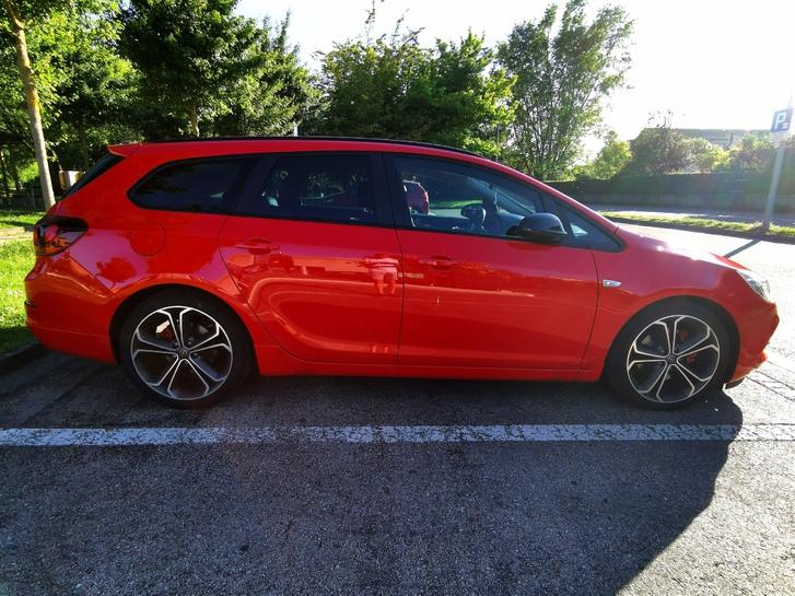 OPEL Astra SportsTourer 2.0 CDTi BiTurbo (Break) Opel 2