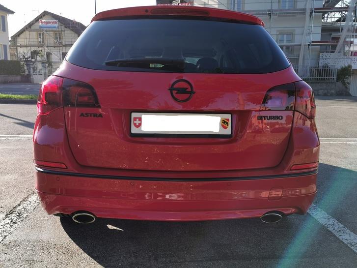 OPEL Astra SportsTourer 2.0 CDTi BiTurbo (Break) Opel 3