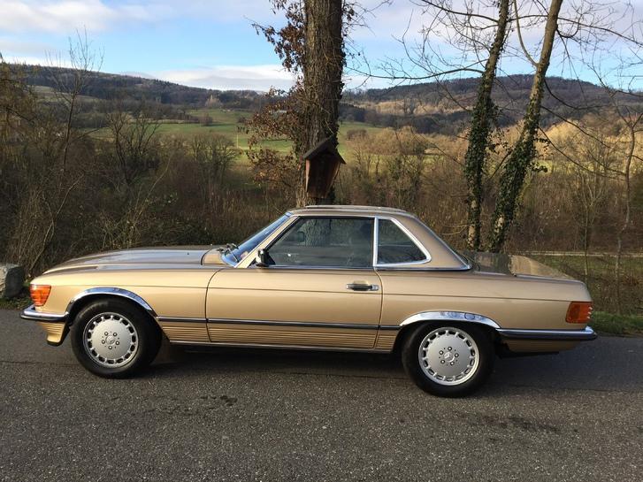 Oldtimer Mercedes 2
