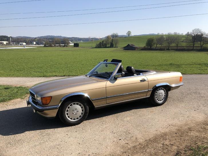 Oldtimer Mercedes 3