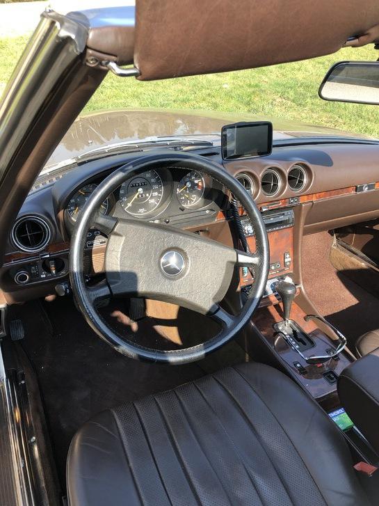 Oldtimer Mercedes 4