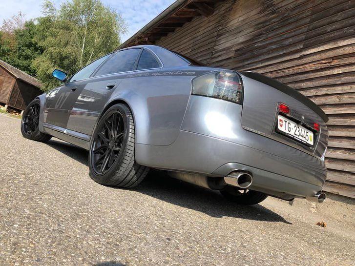 Audi S6 C5 limousine mit Handschaltung Audi 3