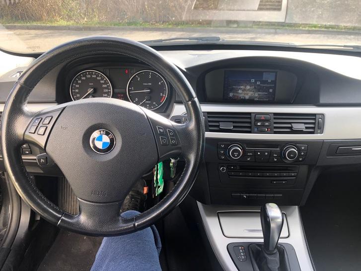 BMW 320d E90 LCI BMW 4