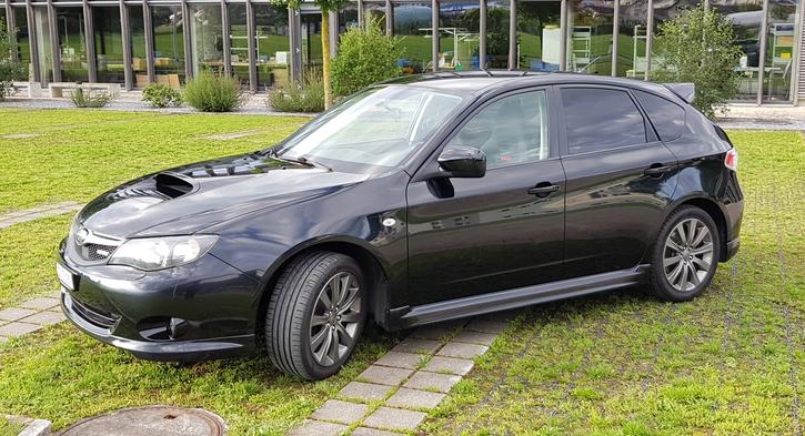 Impreza 2.5 T WRX S Subaru 1