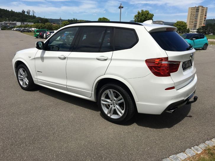 BMW X 3 x Drive20d Steptronic, 184 PS BMW 2