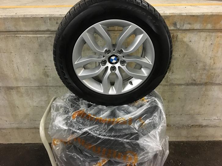 BMW X 3 x Drive20d Steptronic, 184 PS BMW 4