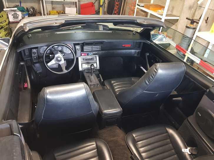 Chevrolet Camaro 5 L TPi Chevrolet 4