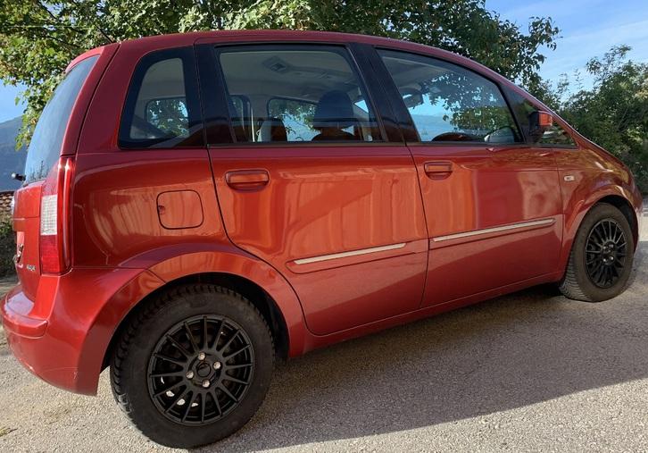 FIAT idea 1.9 diesel multijet 100 PS  Fiat 1