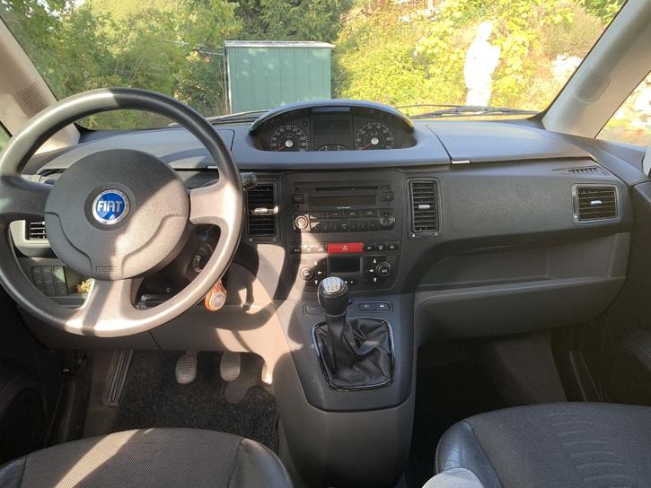 FIAT idea 1.9 diesel multijet 100 PS  Fiat 4