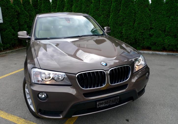 BMW X1 Automatik / super Zustand  BMW 1
