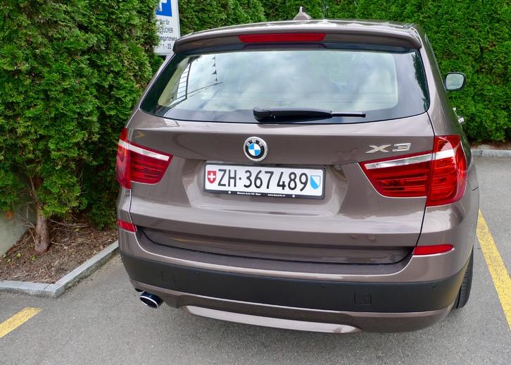 BMW X1 Automatik / super Zustand  BMW 3