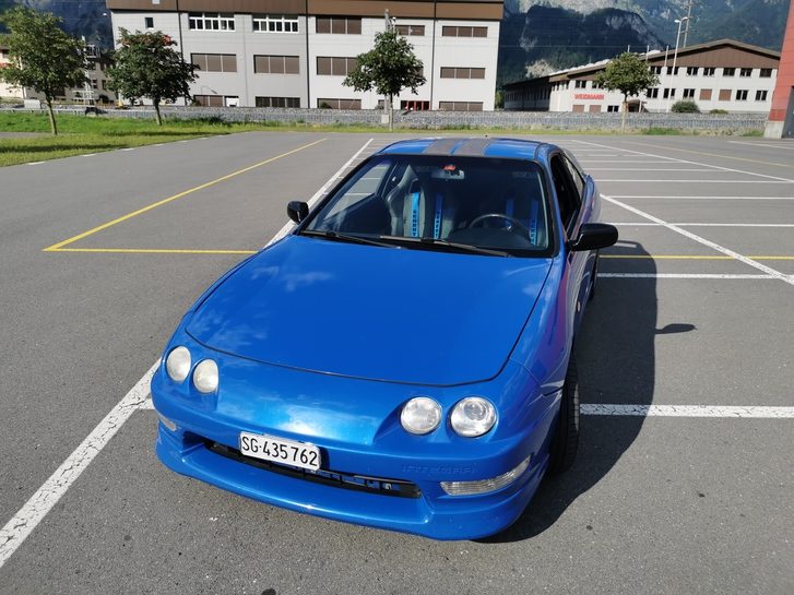 Honda Integra Type R DC2 Honda 1