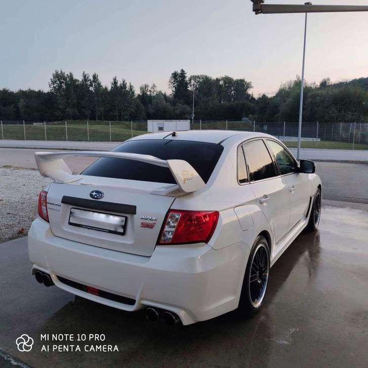 Subaru WRX STI 2011 Subaru 3