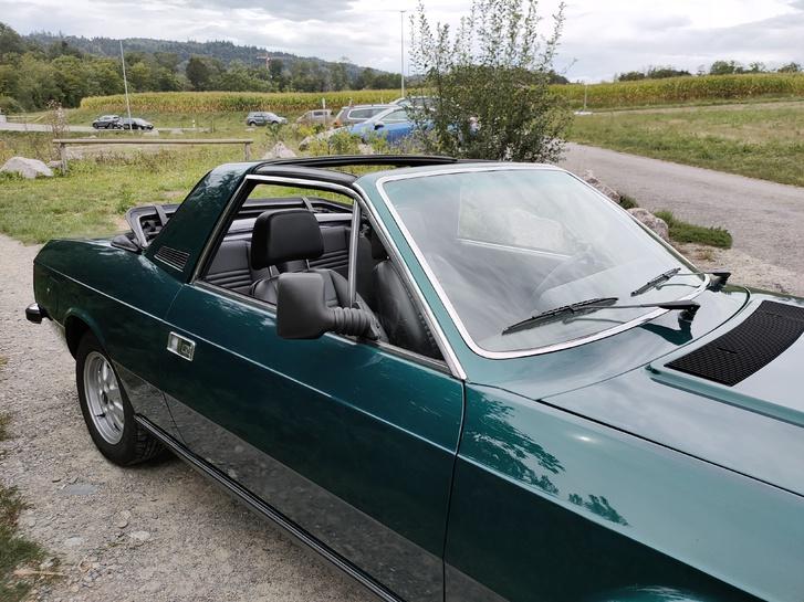 Lancia Beta 2000 Spider, Veteranenfahrzeug, absolute Rarität Lancia 3