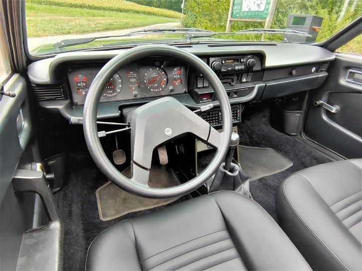 Lancia Beta 2000 Spider, Veteranenfahrzeug, absolute Rarität Lancia 4