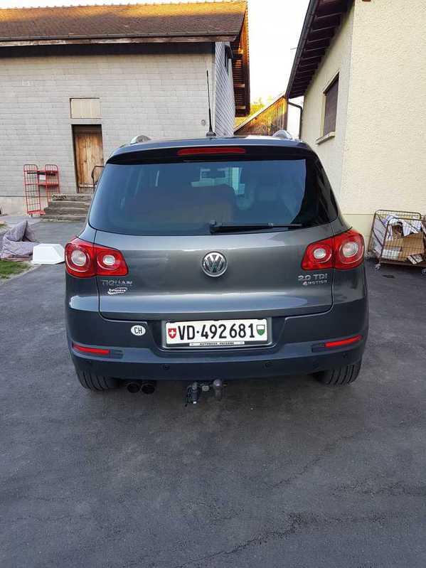 VW Tiguan VW 3