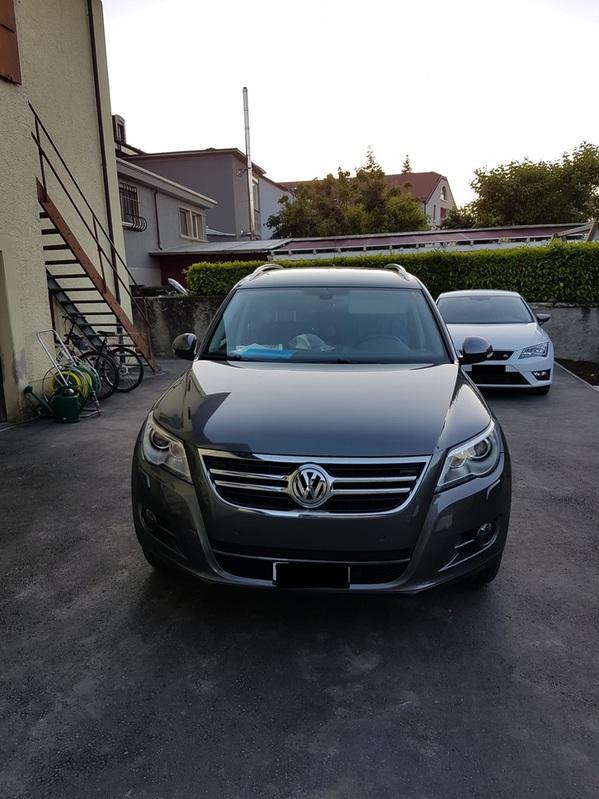 VW Tiguan VW 4