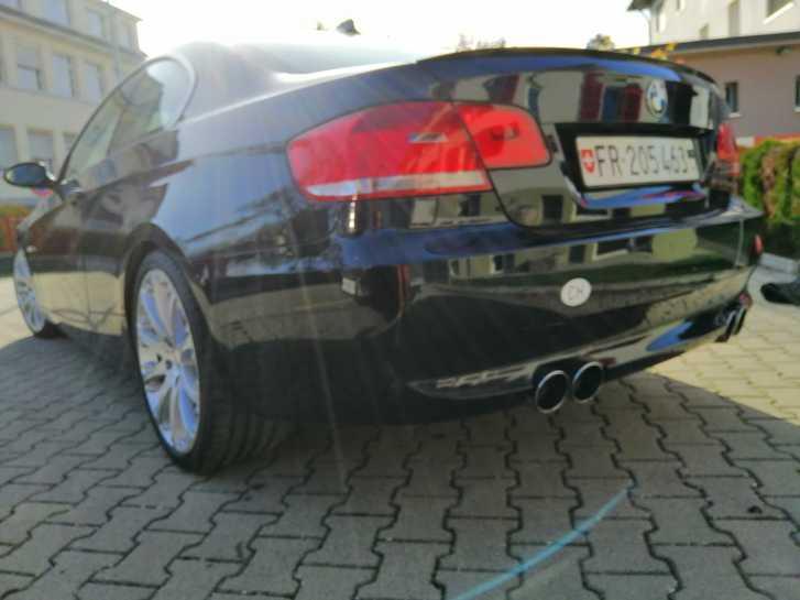 BMW 335 xi Hartge sehr selten. BMW 1