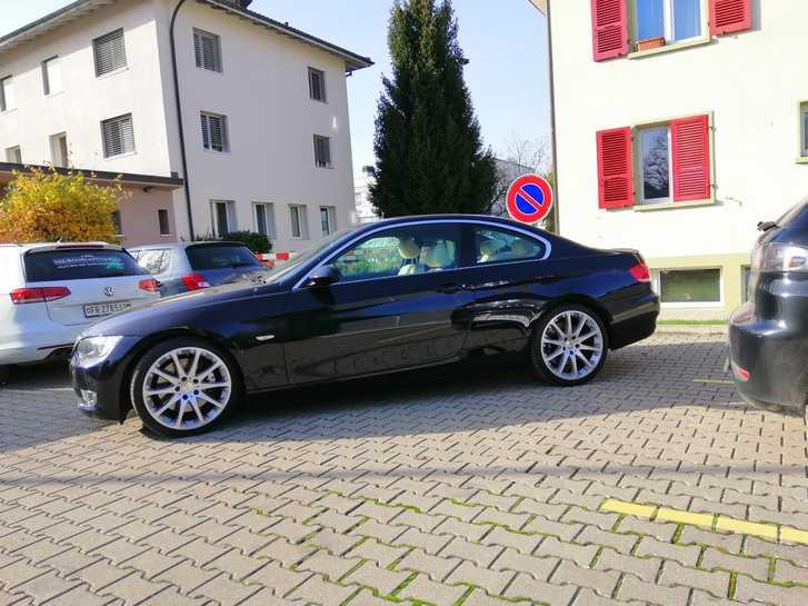 BMW 335 xi Hartge sehr selten. BMW 2